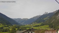 """Archived image Webcam guesthouse """"Traube"""", Pettneu 06:00"""