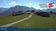 Archived image Webcam Penkenjoch near Finkenberg 09:00
