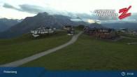 Archived image Webcam Penkenjoch near Finkenberg 15:00