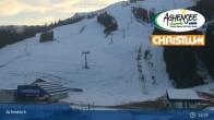 Archiv Foto Webcam Bergbahnen Christlum, Achenkirch 22:00