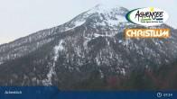 Archiv Foto Webcam Bergbahnen Christlum, Achenkirch 02:00