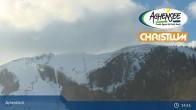 Archiv Foto Webcam Bergbahnen Christlum, Achenkirch 09:00
