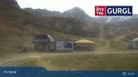 Archiv Foto Webcam Hochgurgl im Ötztal - Schermerbahn 05:00