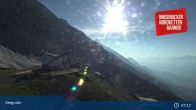Archiv Foto Webcam Innsbrucker Nordkettenbahnen, Bergstation Seegrube 23:00