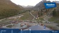 Archiv Foto Webcam Bergkastelseilbahn Bergstation 21:00