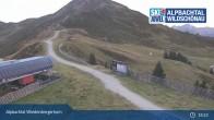 Archived image Webcam View from Wiedersbergerhorn 21:00