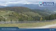 Archived image Webcam View from Wiedersbergerhorn 03:00