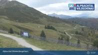 Archived image Webcam View from Wiedersbergerhorn 05:00