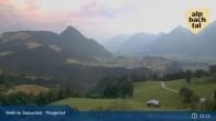 Archiv Foto Webcam Alpengasthof Pinzgerhof in Brunnerberg 19:00