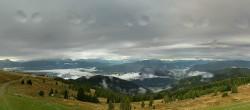 Archived image Webcam Panorama Alpinhotel Pacheiner 02:00