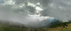 Archived image Webcam Panorama Alpinhotel Pacheiner 10:00