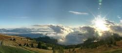 Archived image Webcam Panorama Alpinhotel Pacheiner 12:00
