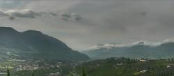 Archiv Foto Webcam Panorama Schenna 02:00