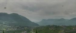 Archiv Foto Webcam Panorama Schenna 06:00