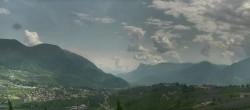 Archiv Foto Webcam Panorama Schenna 08:00