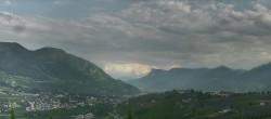 Archiv Foto Webcam Panorama Schenna 12:00