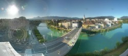 Archived image Webcam Panoramic View Villach 02:00