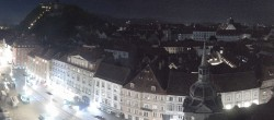Archived image Webcam View of Graz 22:00