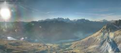 Archived image Webcam St. Moritz / Piz Nair Top Station 02:00