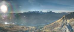 Archiv Foto Webcam St. Moritz / Bergstation Piz Nair 02:00