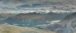 Archiv Foto Webcam St. Moritz / Bergstation Piz Nair 08:00