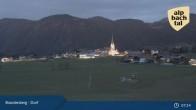 Archived image Webcam Brandenberg at Alpbach Valley 01:00