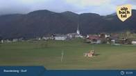 Archived image Webcam Brandenberg at Alpbach Valley 05:00