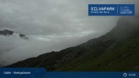Archived image Webcam Breitspitzbahn Galtür - Silvapark 05:00