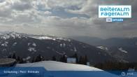 Archived image Webcam Reiteralm (1.860 m) 09:00