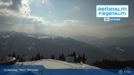 Archived image Webcam Reiteralm (1.860 m) 11:00