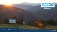 Archiv Foto Webcam Reiteralm (1.860 m) 23:00