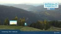 Archiv Foto Webcam Reiteralm (1.860 m) 01:00