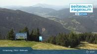 Archiv Foto Webcam Reiteralm (1.860 m) 07:00