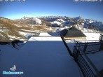 Archiv Foto Webcam Bergstation Diedamskopf, Vorarlberg 10:00