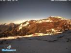 Archiv Foto Webcam Panorama Diedamskopf von der Breitenalpe 04:00