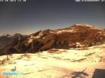 Archiv Foto Webcam Panorama Diedamskopf von der Breitenalpe 06:00