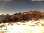 Archiv Foto Webcam Panorama Diedamskopf von der Breitenalpe 08:00