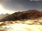 Archiv Foto Webcam Panorama Diedamskopf von der Breitenalpe 10:00