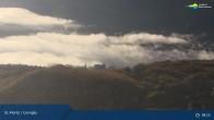 Archived image Webcam Corviglia I View towards lake St. Moritz 02:00