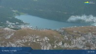 Archived image Webcam Corviglia I View towards lake St. Moritz 14:00
