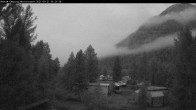 Archived image Webcam Morteratsch camping area, Engadin 00:00