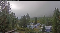 Archived image Webcam Morteratsch camping area, Engadin 02:00
