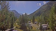 Archived image Webcam Morteratsch camping area, Engadin 06:00