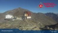 Archived image Webcam Diavolezza - Mountain House Diavolezza 03:00