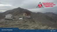 Archived image Webcam Diavolezza - Mountain House Diavolezza 11:00