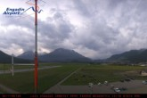 Archived image Webcam Samedan I Airport orientation west 02:00