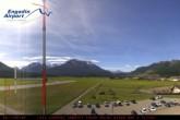 Archived image Webcam Samedan I Airport orientation west 06:00