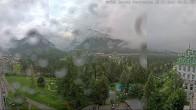 Archived image Webcam Hotel Saratz 00:00