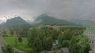 Archived image Webcam Hotel Saratz 04:00