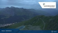 Archived image Webcam Davos Klosters: Jakobshorn mountain (2590 m) 23:00